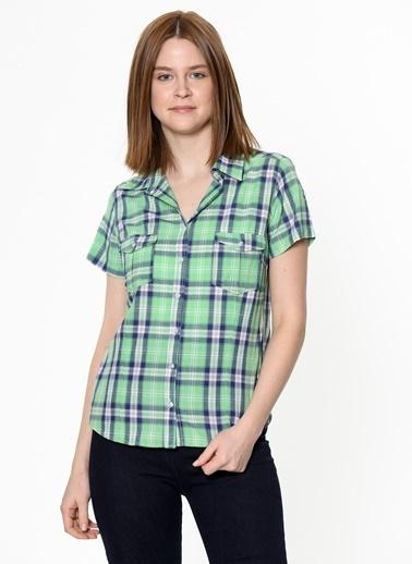 Fashion Friends Gömlek Yeşil